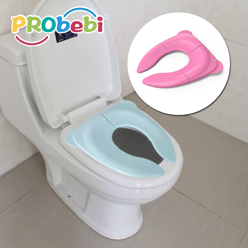Easy carriable potty seat