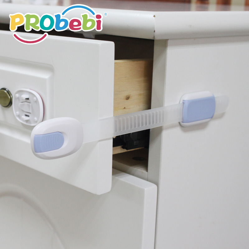 self-adhesive childproof lock