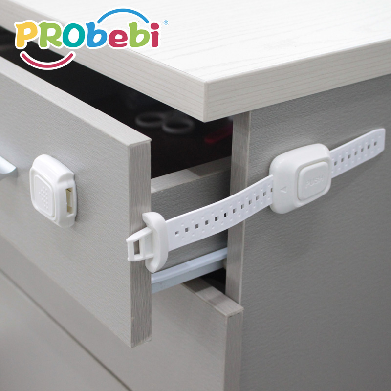 adjustable baby safety locks for drawers