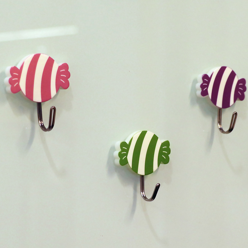 wall mounted hooks