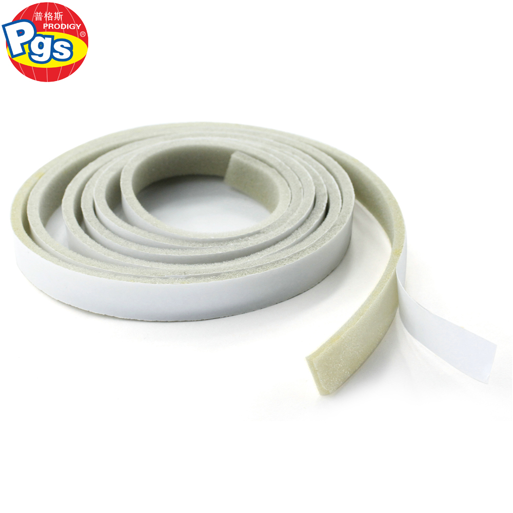 4mm Thickness 10mm width Seal Foam Tape Weather Stripping for Door and Window