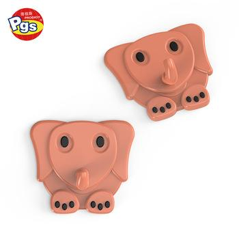 animal plastic towel hook
