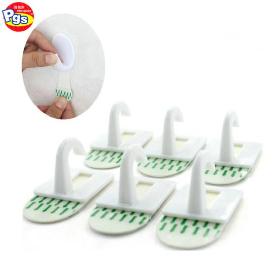 Removable Adhesive plastic hook
