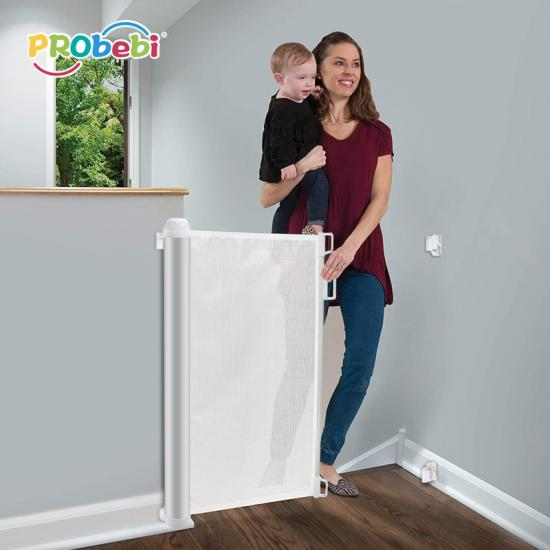 child safety gate retractable