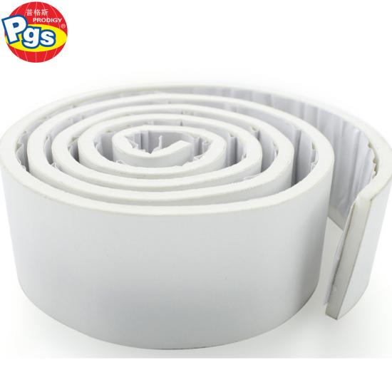 40mm width PVC foam waterproof door seal strip