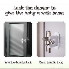 baby safety locks for door handles