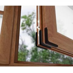 silicone 4 pack French window corner protection