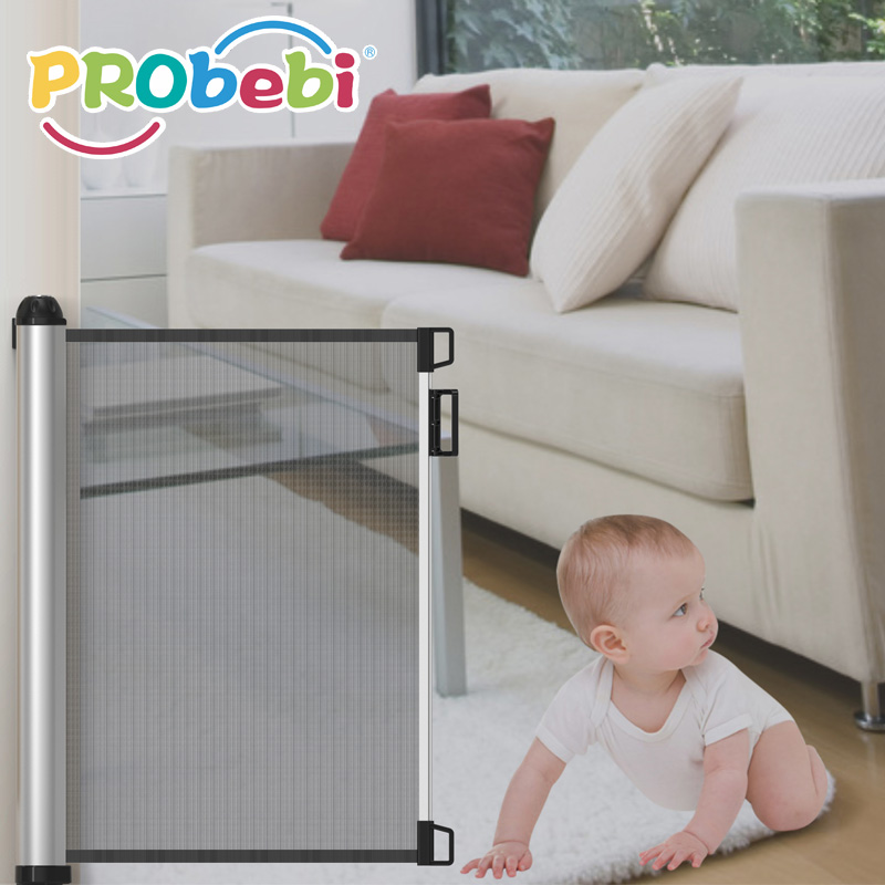 Retractable Baby Safety Gate